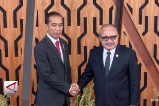 Presiden Joko Widodo hadiri KTT APEC 2018