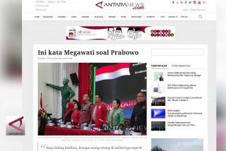 Tanggapan Sandiaga Uno atas kritik Megawati