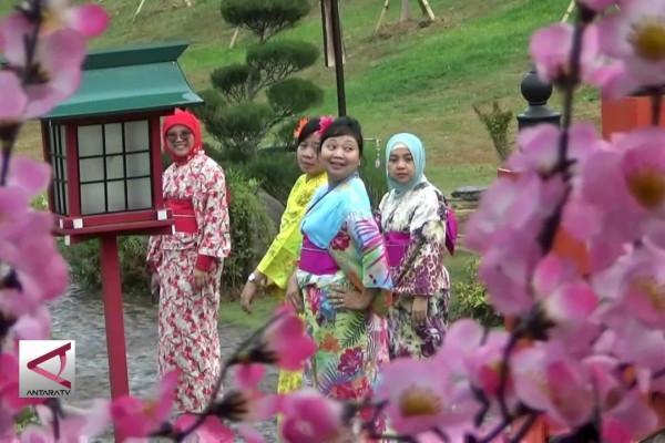 Wisata Ala Jepang Di Kota Batu Antara Tv