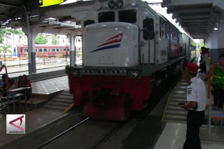PT KAI Daop 2 Bandung siapkan 4 kereta api tambahan