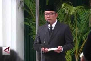 Gubernur Jabar prihatin Bupati Cianjur terkena OTT KPK