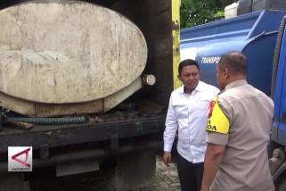 Polisi ungkap penyelewengan BBM solar bersubsidi