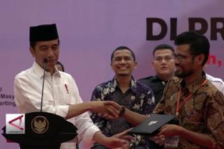 Presiden: Dana Desa harus berputar di desa masing-masing