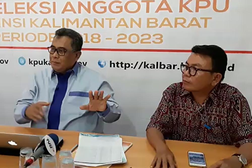 Timsel KPU Kalbar minta masukan masyarakat