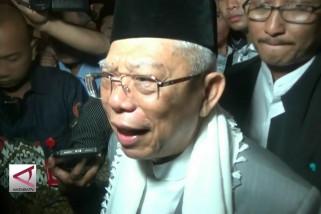 Ma'ruf Amin yakin raup suara 70 persen di Jatim