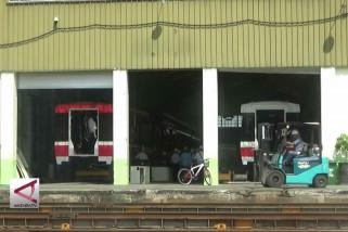 Pengerjaan LRT Jabodebek tanpa Masinis capai 15 persen