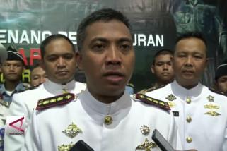 Lanal Banten nobar, kenang Pertempuran Laut Arafuru