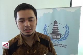 Simulasi sidang PBB  Ayimun 2019 berlangsung di Bali
