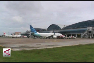 Landasan Bandara Supadio ditambah 350 meter