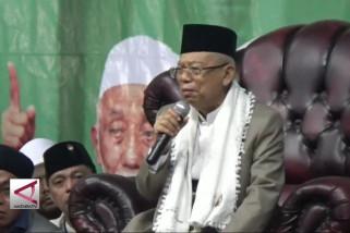 Ma'ruf Amin jelaskan alasannya maju menjadi Cawapres