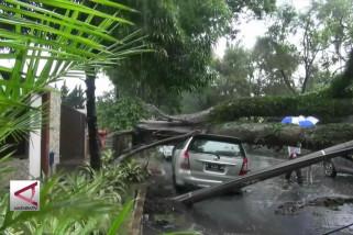 Cuaca Buruk melanda Kota Malang