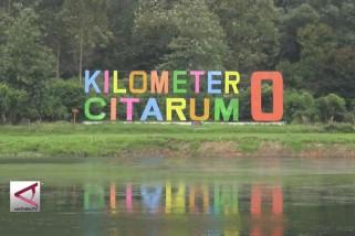 Ridwan Kamil targetkan Citarum bersih dalam 5 tahun