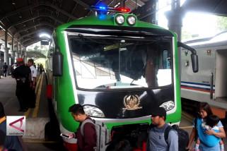 Menhub: kereta api masih jadi transportasi andalan