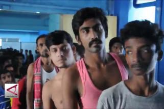 Imigran gelap bangladesh diinapkan di rumah detensi medan