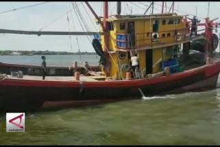 Sepekan, KKP tangkap 4 kapal ikan berbendera Malaysia