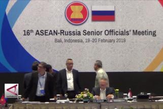 10 negara ASEAN jajaki kerjasama dengan Rusia