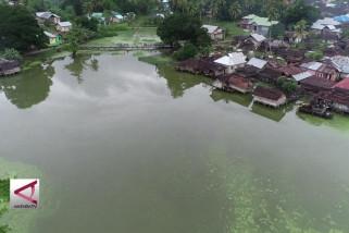 Desa di Seram Barat 4 tahun ditenggelamkan banjir yang tak surut