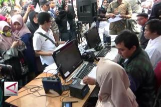 Jemput bola layanan KTP Elektronik