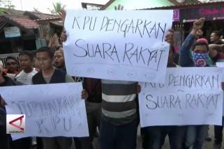 Saat KPUD Malang mendapat 'teror'