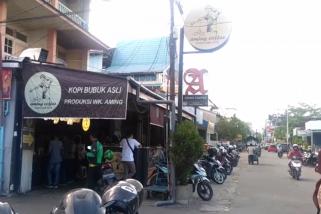 Aming Coffee tempat yang pas untuk ngopi