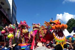Karnaval Budaya dan Barongsai CGM Pontianak