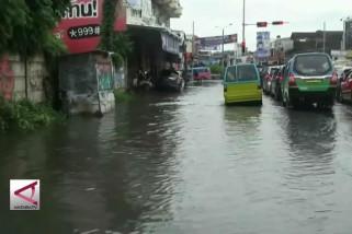 Banjir landa Kota Serang