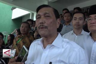 Menko Maritim jelaskan alasan perwira aktif di pemerintahan