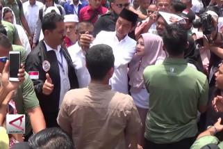 Joko Widodo ingatkan pentingnya merespons kabar bohong