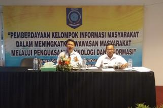 ANTARA TV - Diskominfo-Antara Tingkatkan Kualitas SDM KIM