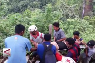 Mensos beri santunan 15 juta rupiah pada korban gempa Lombok