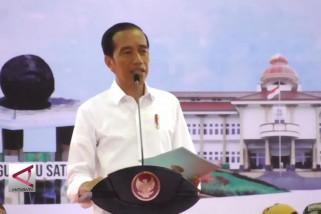 Presiden ancam Menteri ATR kejar target pembagian sertifikat tanah