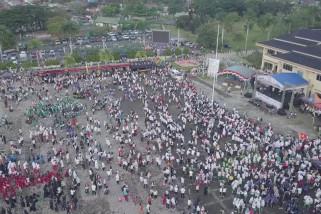 Masyarakat Paser deklarasikan budaya tertib lalu lintas