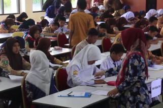 279 Peserta OSN Tingkat SMP Di Kukar Bersaing Ketat
