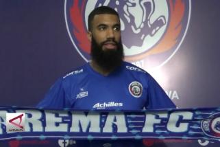 Arema FC datangkan amunisi baru dari Belanda
