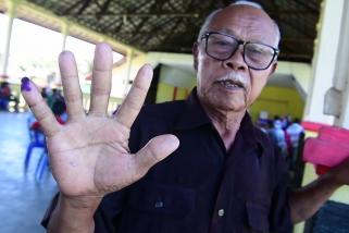 Harapan mantan tahanan politik di Pulau Buru usai pemilu