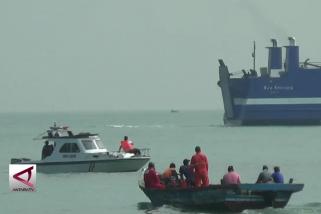 KSOP masih cari korban tabrakan kapal di perairan Merak