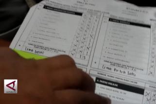 KPU Surabaya jadwalkan pemilu ulang pada 27 April