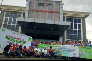 ANTARA TV - IPC Pelindo Gelar Jumat Bersih Pantai Baskara