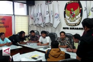 KPU Surabaya perintahkan hitung ulang suara dari TPS di 60 kelurahan