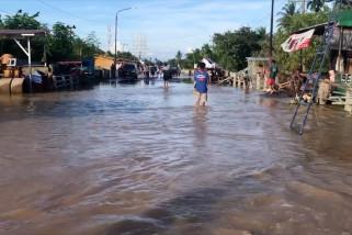 Korban banjir Bengkulu butuhkan obat-obatan, makanan, dan air bersih