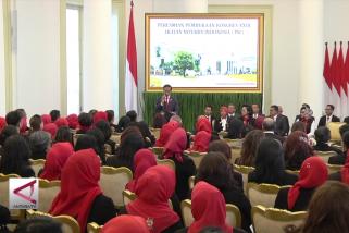 Presiden buka kongres Ikatan Notaris Indonesia