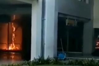 Flash-Bandara Ngurah Rai terbakar, 19 penerbangan terdampak