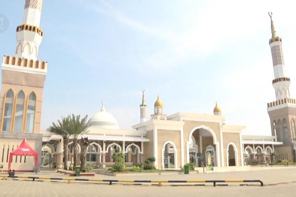 Begini Suasana Ramadhan Masjid Nabawi Di Indramayu Antara News