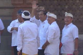 Jokowi apresiasi kemenangan telak di Bali