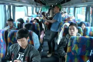 Mudik Lebaran, tarif bus naik hingga 20 persen