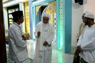 Ulama doakan kondisi negara di Masjid Ampel Surabaya