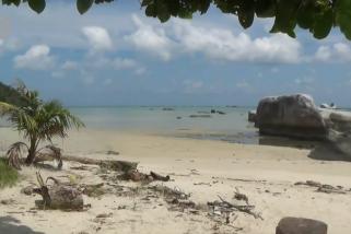 Wisata Pulau Seliu mulai gandeng investor