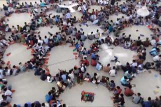 3.200 Santri tadarus massal hingga pertengahan Ramadhan