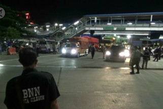 BNN Kota Cilegon awasi narkoba yang disembunyikan di sayuran