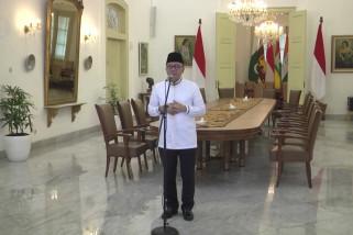 Ketua MPR serukan rajut kembali persatuan